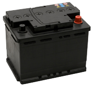 Example Used Car Battery Disposal